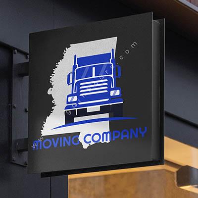 hauler-logo-design-for-moving-company-in-USA